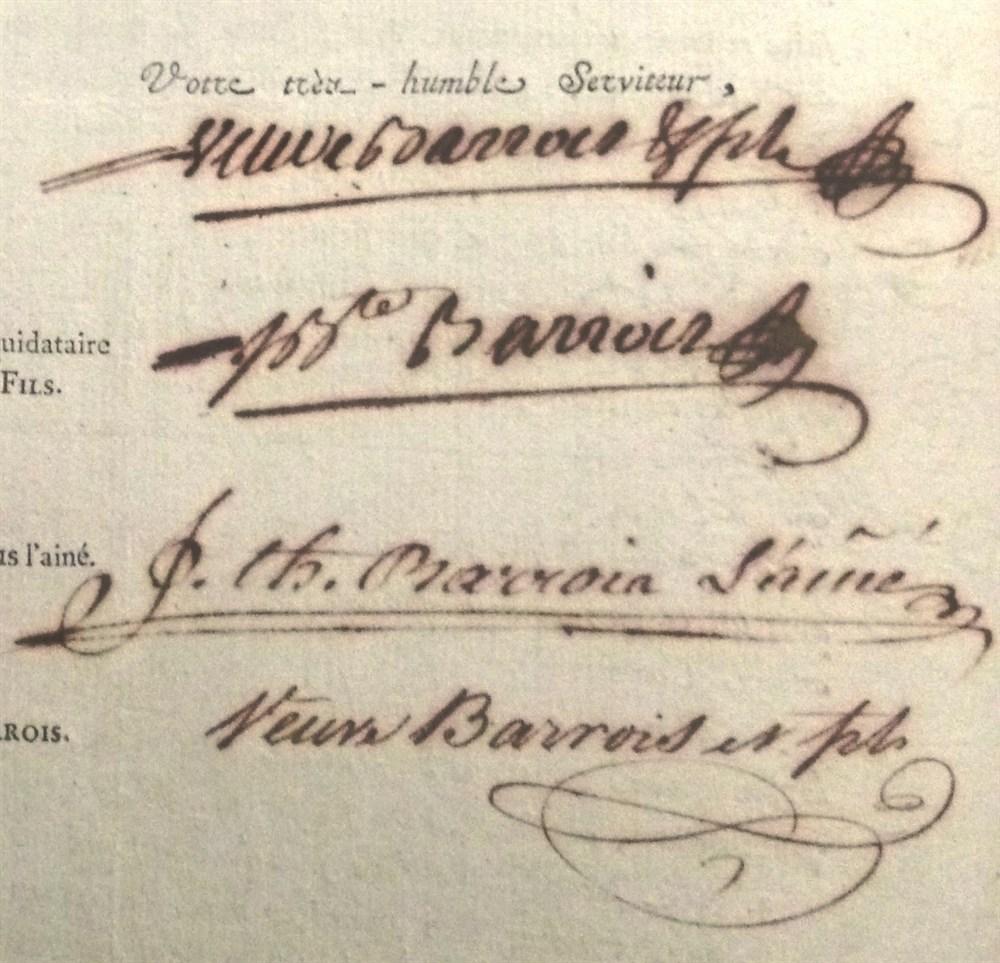 Barrois-quatre-signatures