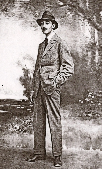 Georges Prouvost Virnot né en 1894