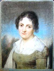 Marie Wallerie de Beaupuy et son époux Louis Mottez