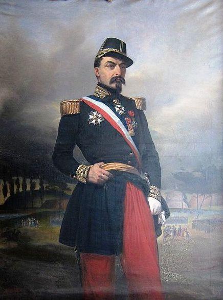 Le Général Négrier Né au Mans (Sarthe), le 27 Avril 1788. Général de Division. Questeur de l'Assemblée Nationale. Mort à Paris, le 25 Juin 1848 : [estampe] - 1