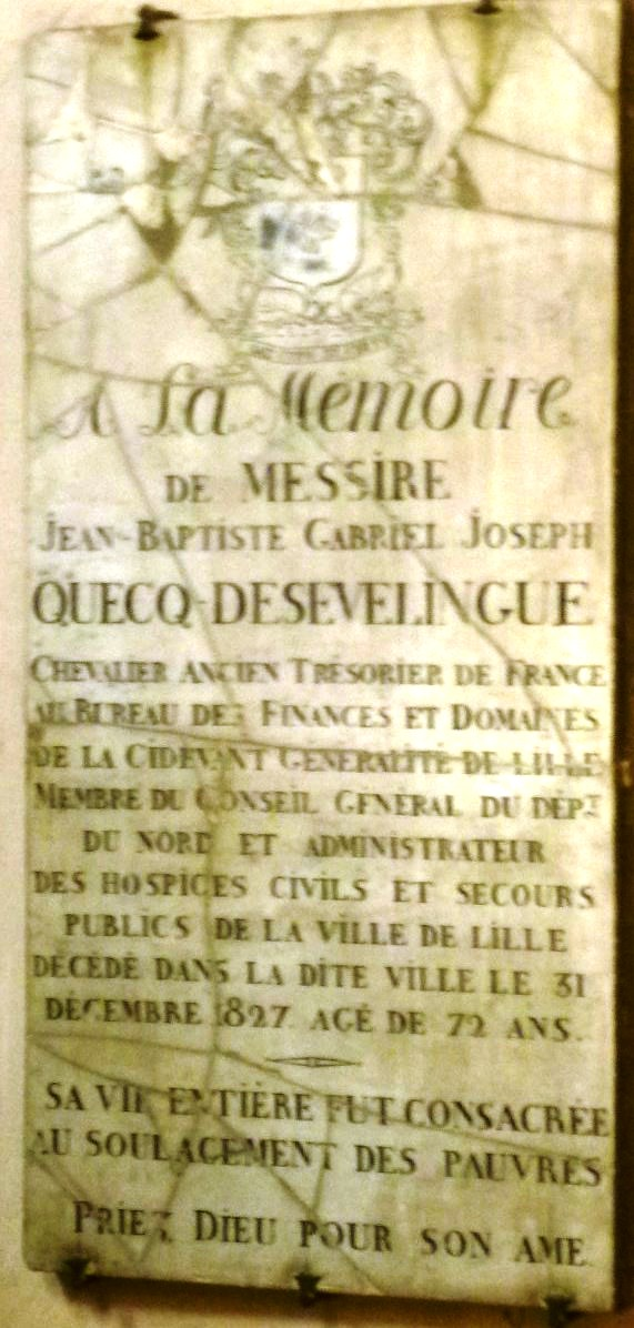Quecq-de-Sevelingue-Hospice Comtesse-Lille