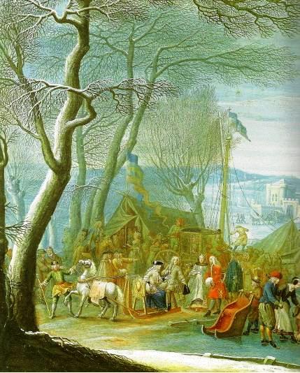 Van Blarenberghe Jacques Guillaume