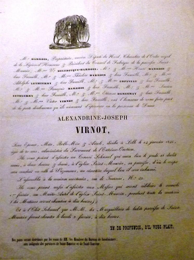 Virnot-Alexandrine.