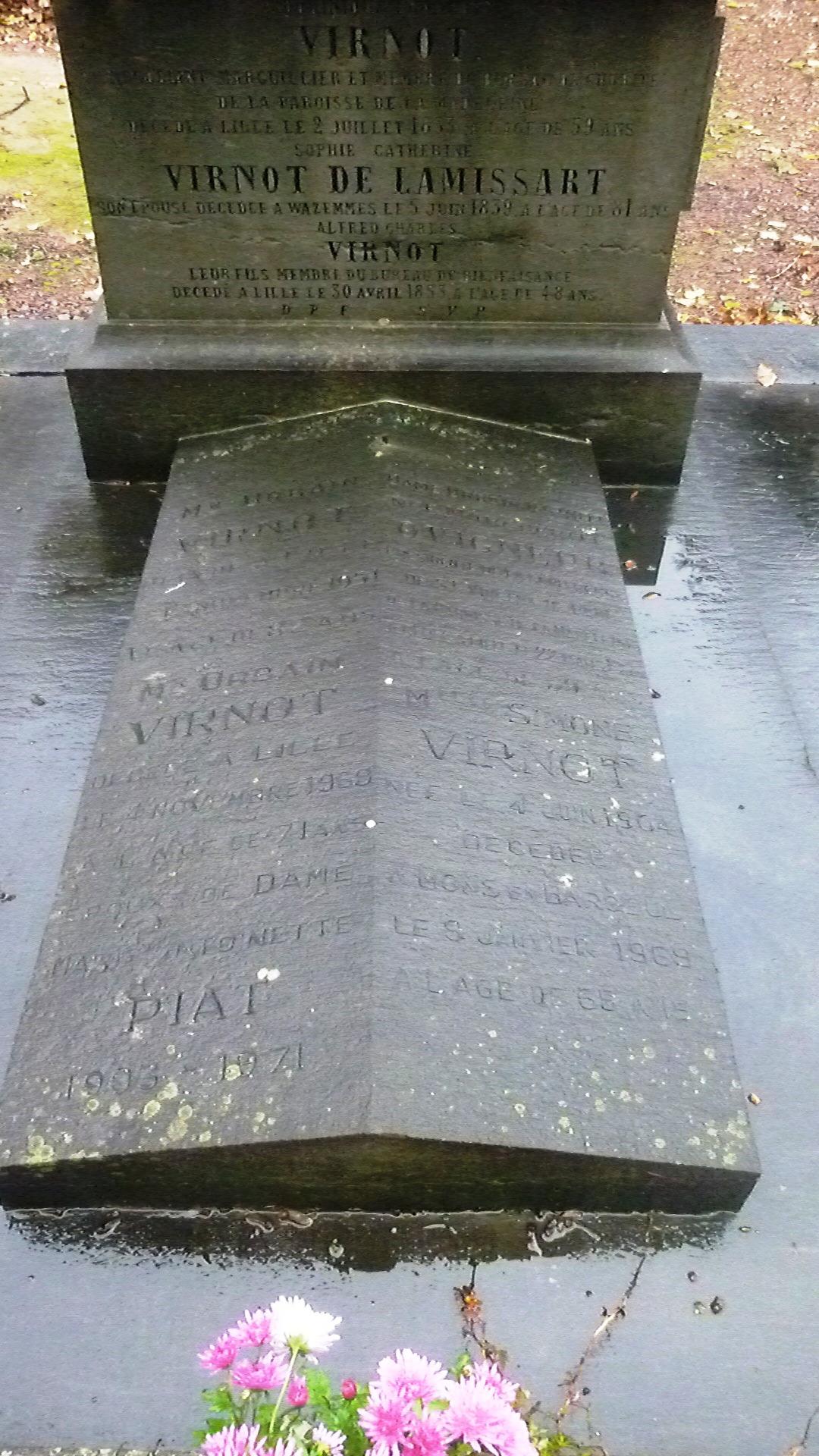 Virnot-de-Lamissart-Lille-Sud