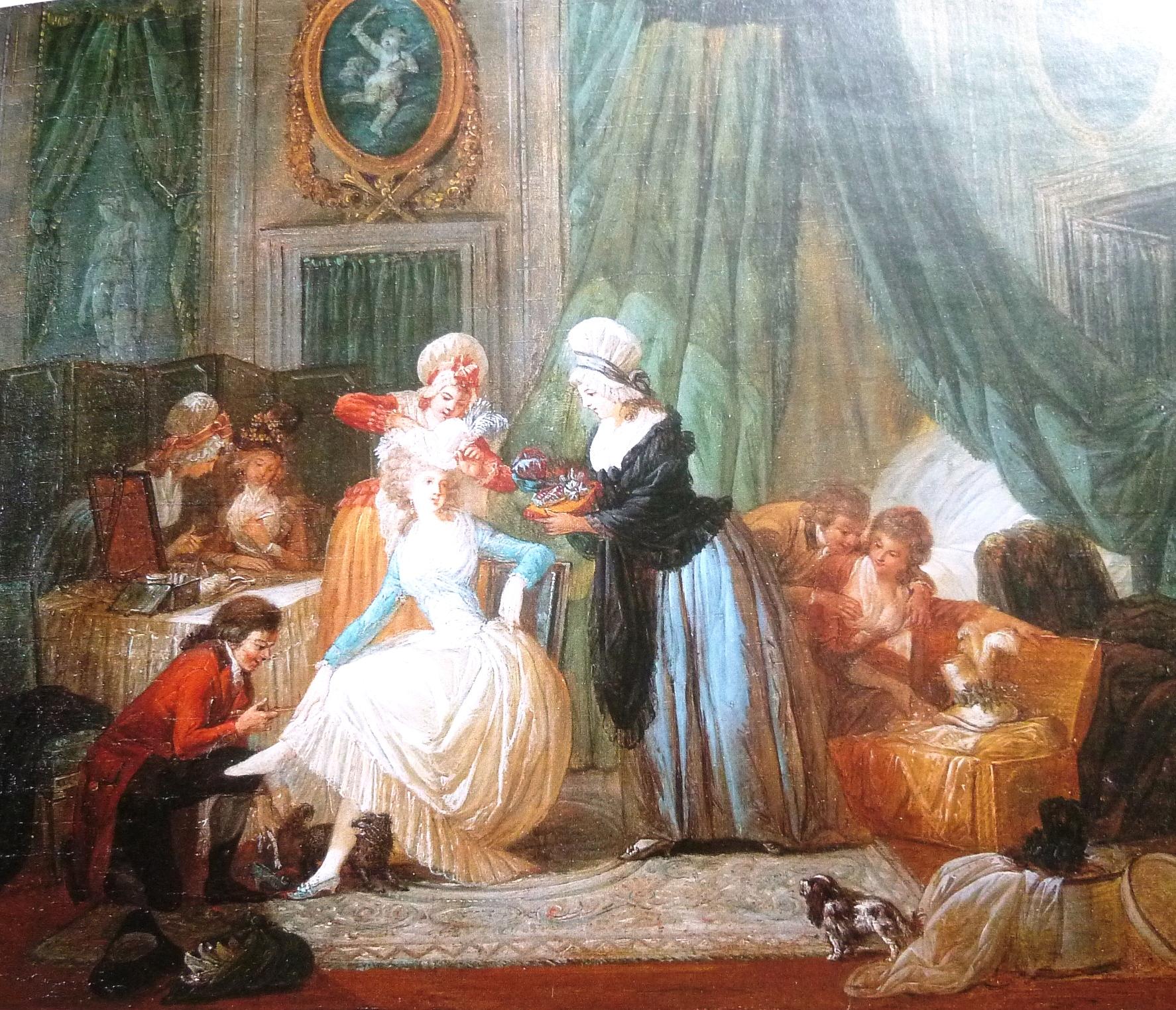 Watteau-Citoyenne-toilette-Arras-1791-Watteau-Lenglart-Virnot-Prouvost-Dehau-Quecq d'Henriprêt-Lethierry d-Ennequin-Barrois-de Fosseux-de Raismes