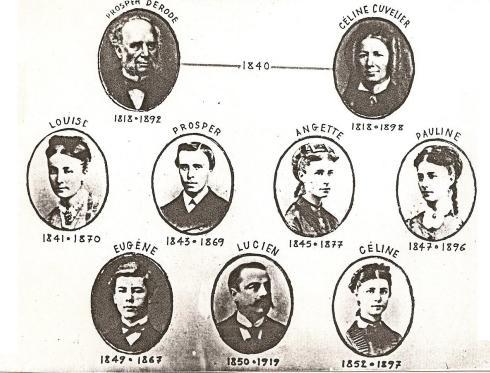 Famille-derode-Cuvelier