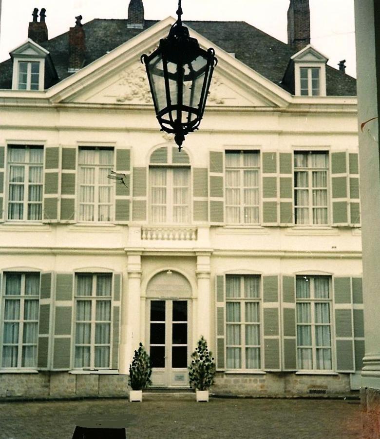 Hotel de Lamissart à Lille (cour d'honneur)